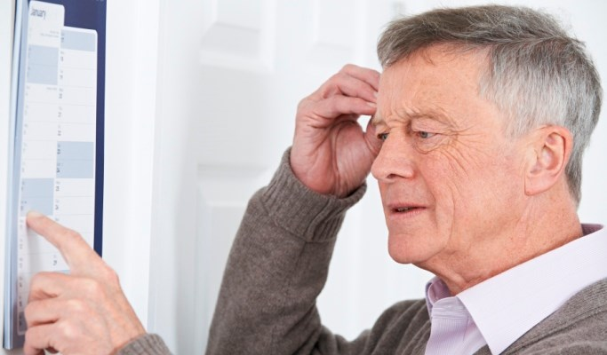 Patients who developed hypertension after aged 90 years were 63% less likely to develop dementia.