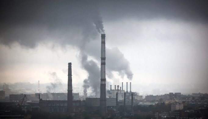 In overweight or obese children, the presence of smog results in an elevated risk of type 2 diabetes.