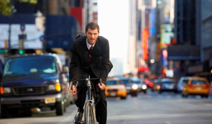 CVD and Mortality Risk Reduced with Cycle Commuting