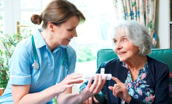 Nursing Home Residents Do Not Start Secondary Prevention Tx After Acute MI
