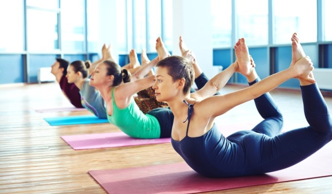 Can One Hour of Yoga per Day Reduce the Risk of Hypertension?