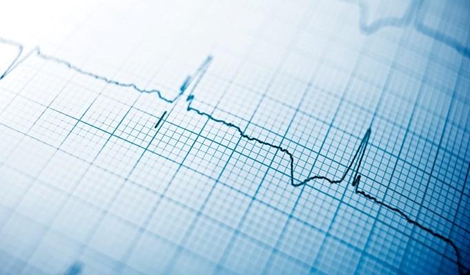 Electronic Health Record Access Via Electrocardiograph