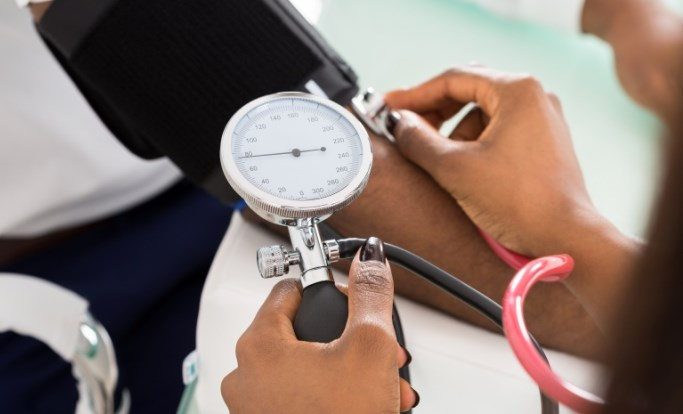 Mean diastolic blood pressure was 11.6 mm Hg lower over 30 minutes of monitoring, according to researchers.