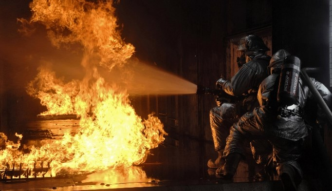 Elevated Cardiovascular Impairment Among Firefighters