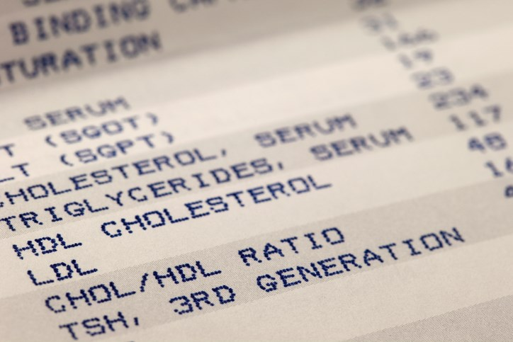 High Total Cholesterol Linked to Decreased Risk of Parkinson's Disease