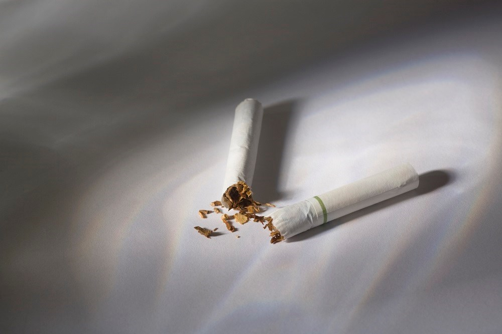 Starting smoking cessation therapy in hospital after MI could improve a patient's odds of quitting.