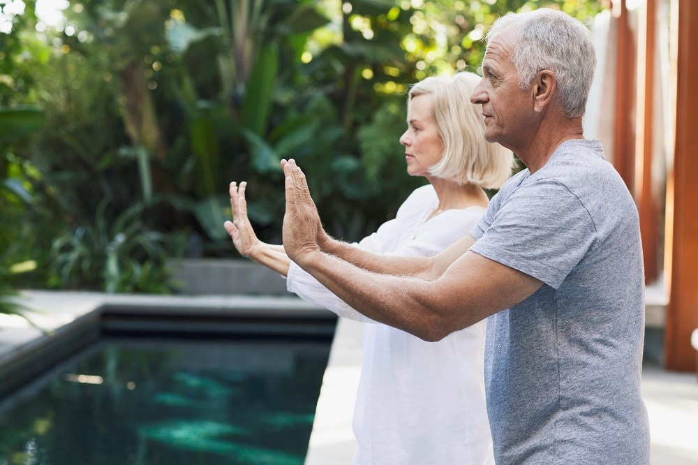 Physical Activity in Coronary Heart Disease Improved With Tai Chi