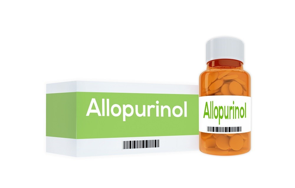 The researchers found that allopurinol significantly reduced serum uric acid levels vs placebo.