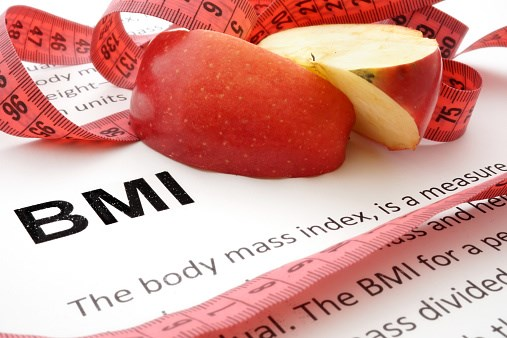 Correlation Between Mortality and BMI With Diabetes Status