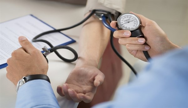 Data were included for 21,035 patients with hypertension from 16 practices.