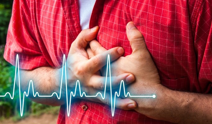 LVEF was not predictive of sudden cardiac death/malignant ventricular arrhythmias in the first phase of disease.