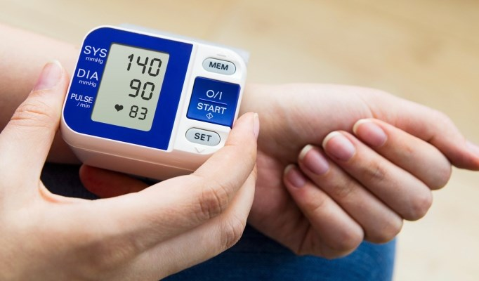 Home BP thresholds for stage 1 hypertension were identified using a regression-based approach in the Dallas Heart Study.