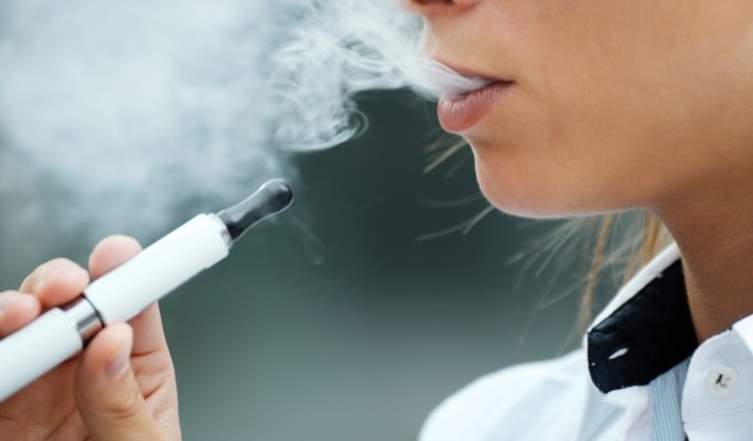 High Nicotine Levels in E-Cigarettes May Increase Smoking Frequency