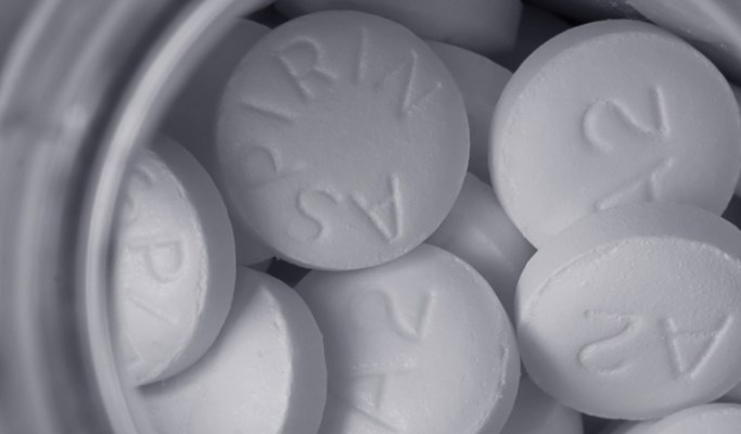 Patients with obesity and type 2 diabetes were exposed to 3 different aspirin formulations.