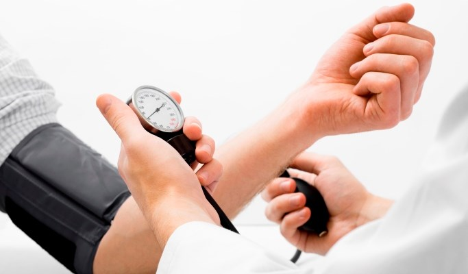 Researchers analyzed the effects of lowered blood pressure in patients with and without diabetes.