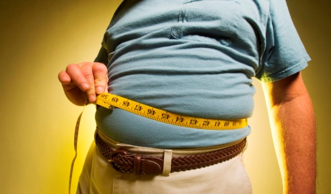 Obesity associated with elevated CVD mortality, morbidity