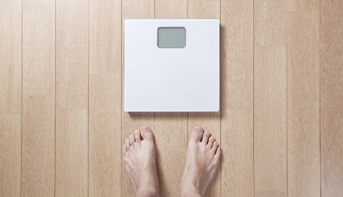 Each increase of 1 standard deviation in body-weight was linked to greater risk of various CV events.
