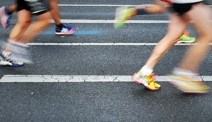 Ambulance delays of 4.4 minutes were reported on marathon days.