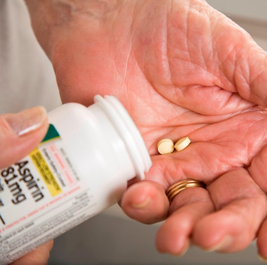 Aspirin for Cardiovascular Primary Prevention Tied to Major Bleeding