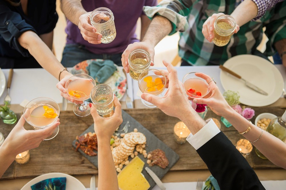 Binge Drinking Linked to Increased Systolic Blood Pressure in Men