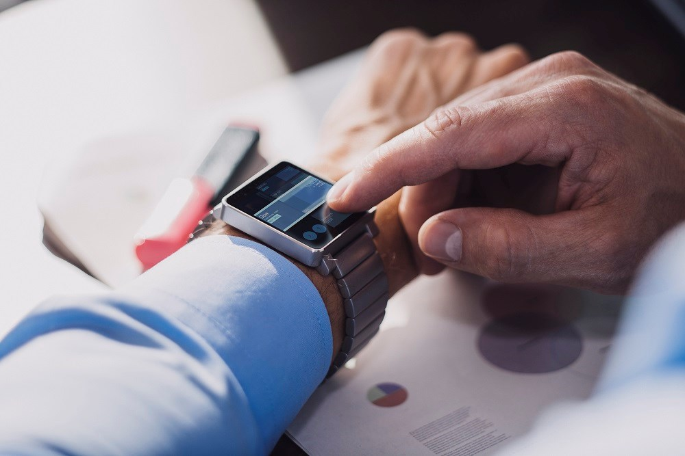 Atrial Fibrillation Detected on Apple Watch Heart Rhythm Device