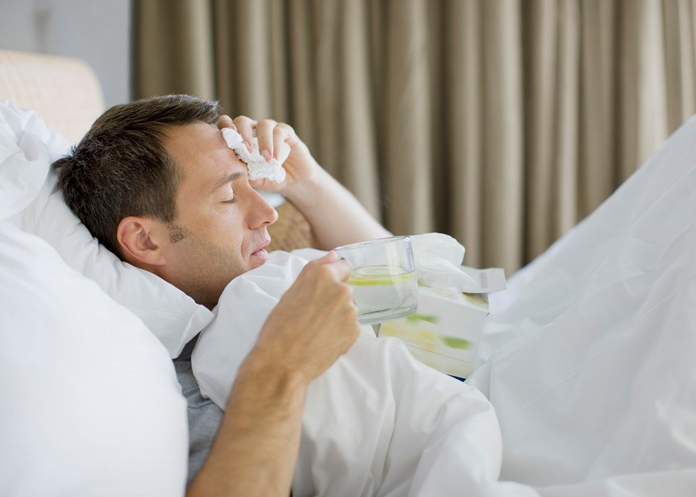 Antibiotics Not Effective in a 44-Year-Old Man With Flu-Like Symptoms