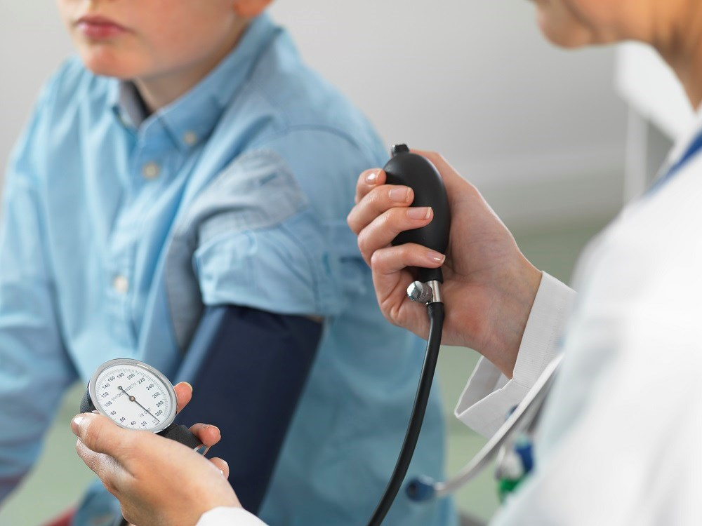 Initial High Blood Pressure Reading in Children: Approach With Caution