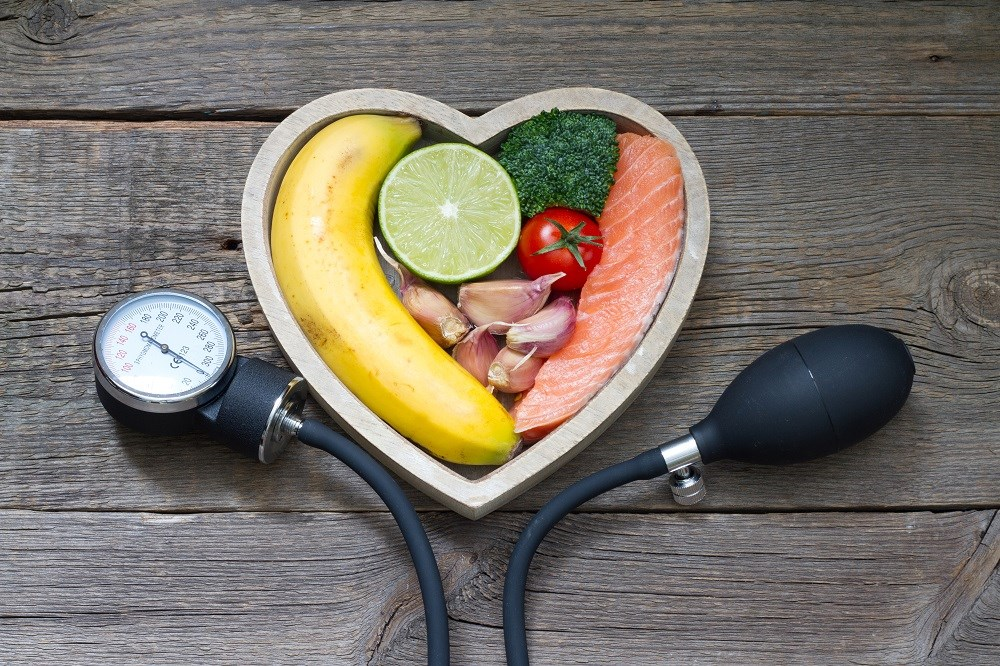 Dietary Sodium, Blood Pressure Association Minimally Attenuated by Diet