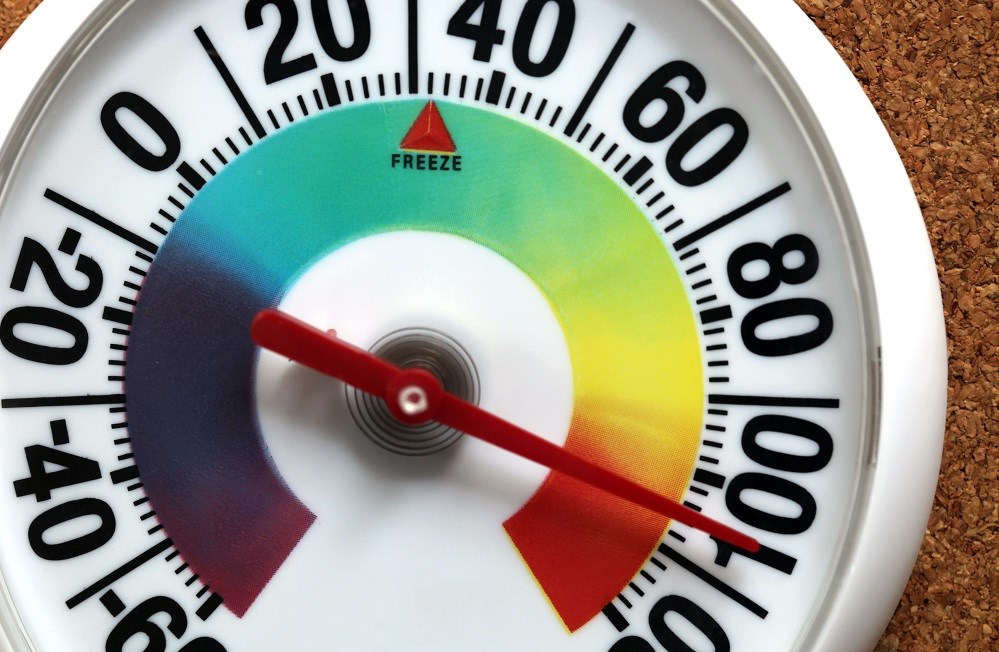 NIH Warns of Increased Risk for Heat-Related Illness for Seniors