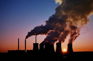 Modern health care accounts for about 10% of greenhouse gas and air pollutants in the country.