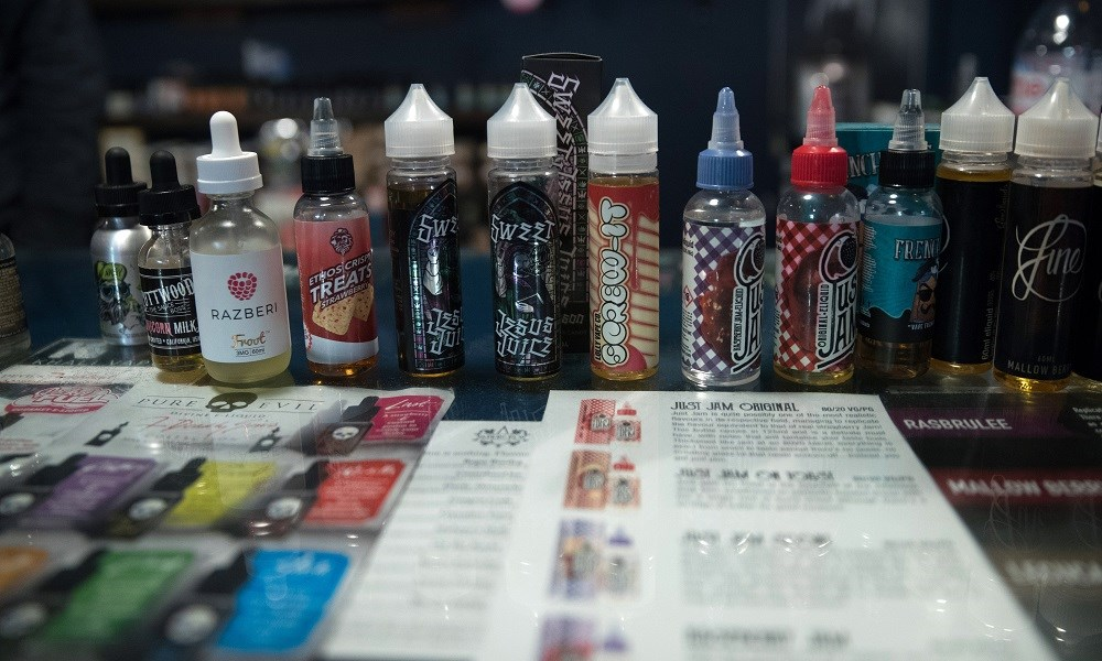 Flavored E-Cigarette Product Sales Have Increased Since 2012