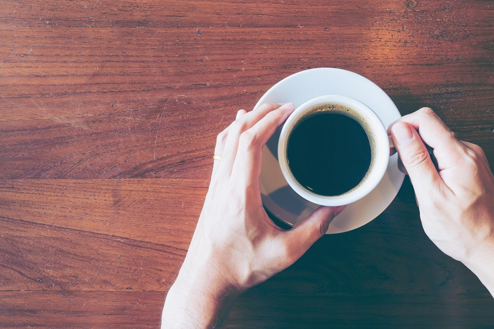 Researchers found an inverse association between coffee consumption and coronary artery calcium.