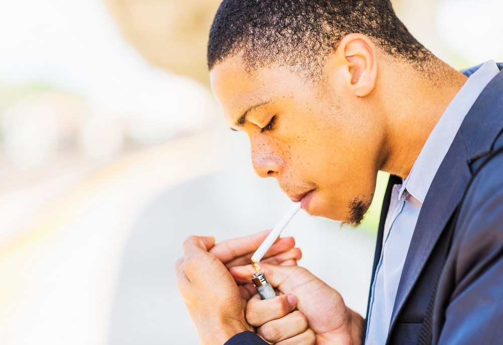 Cigarette Smoking a Risk Factor for Heart Failure in Blacks