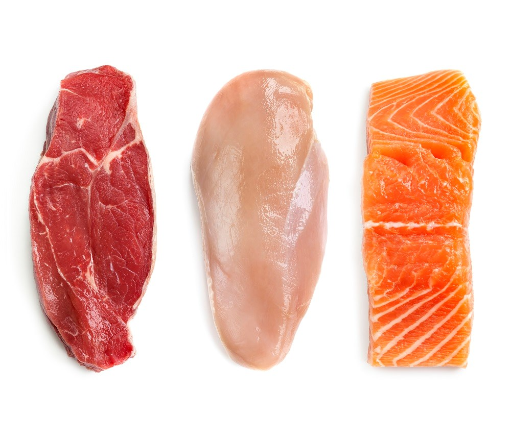 Replacing Red Meat With Poultry or Fish Lowers Type 2 Diabetes Risk