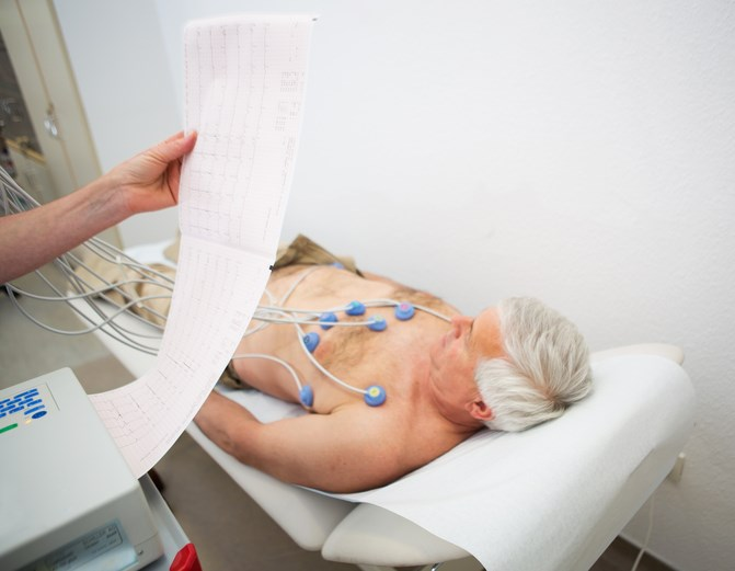 USPSTF Does Not Recommend Electrocardiography Screening in Low-Risk CVD