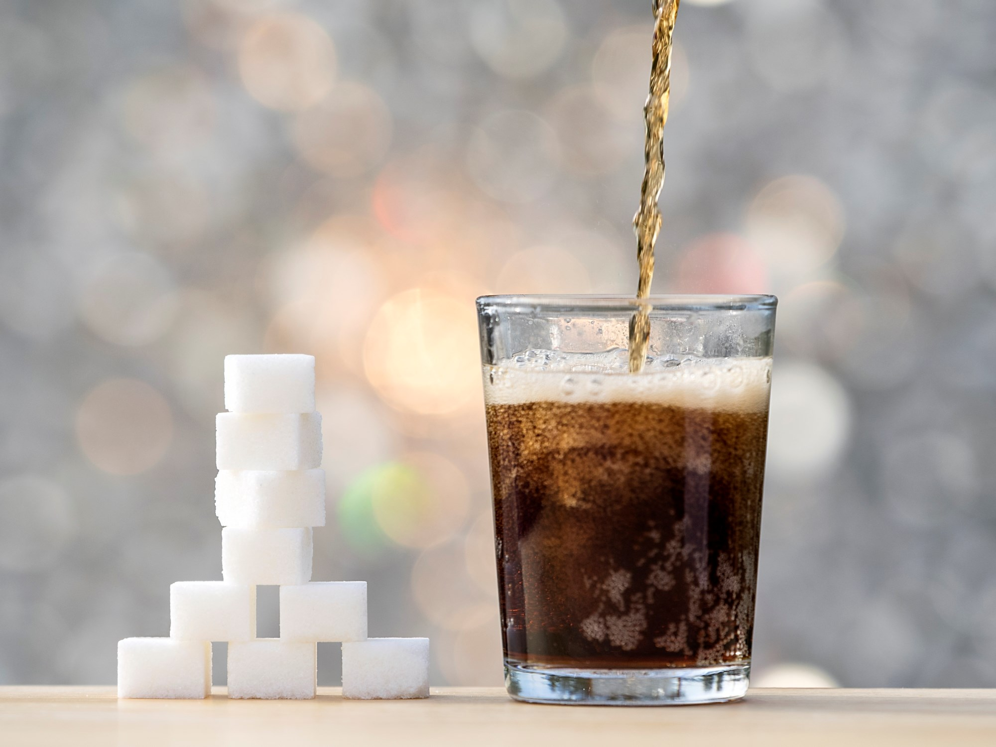 Physicians are encouraged to counsel their patients about the health consequences of consuming sugar-sweetened beverages.