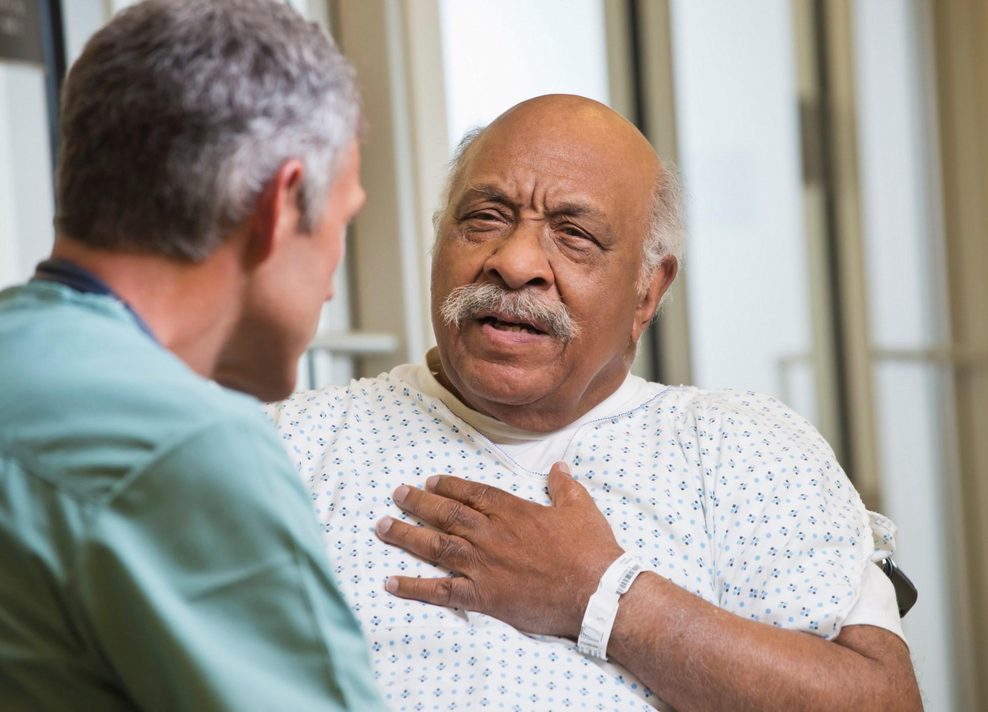 Hypertension Risk Elevated in Blacks Through Age 55