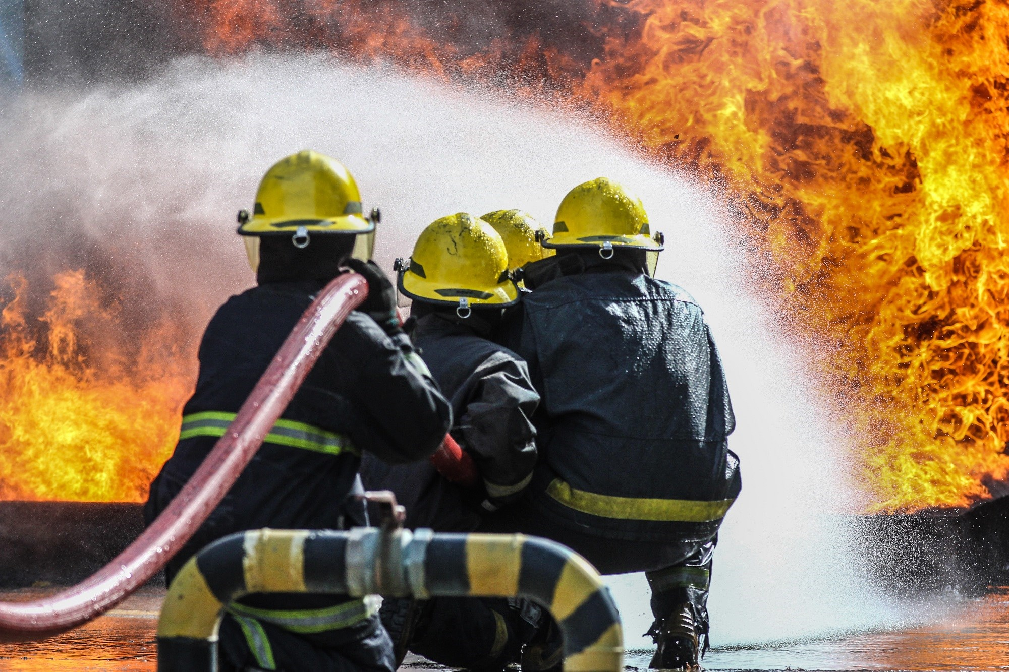 Researchers suggested targeted screening for coronary artery disease in firefighters to reduce duty-related cardiac arrests.