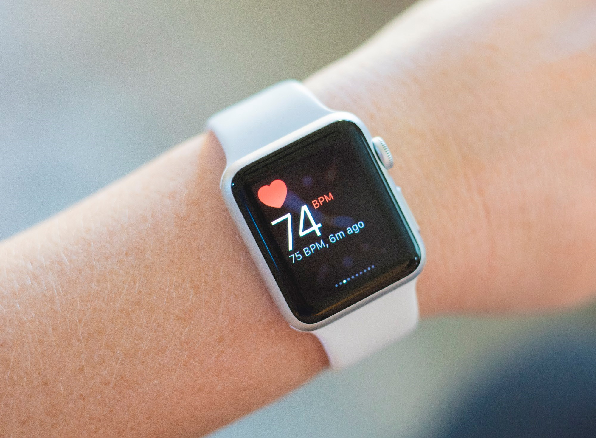 New Apple Watch Includes Irregular Heart Rhythm Notification Feature