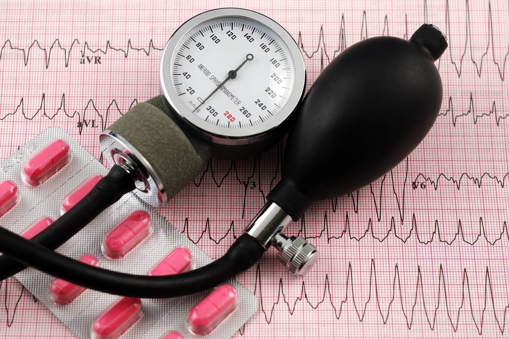 Treatment of low-risk patients with mild hypertension with antihypertensive medication should be done with caution.