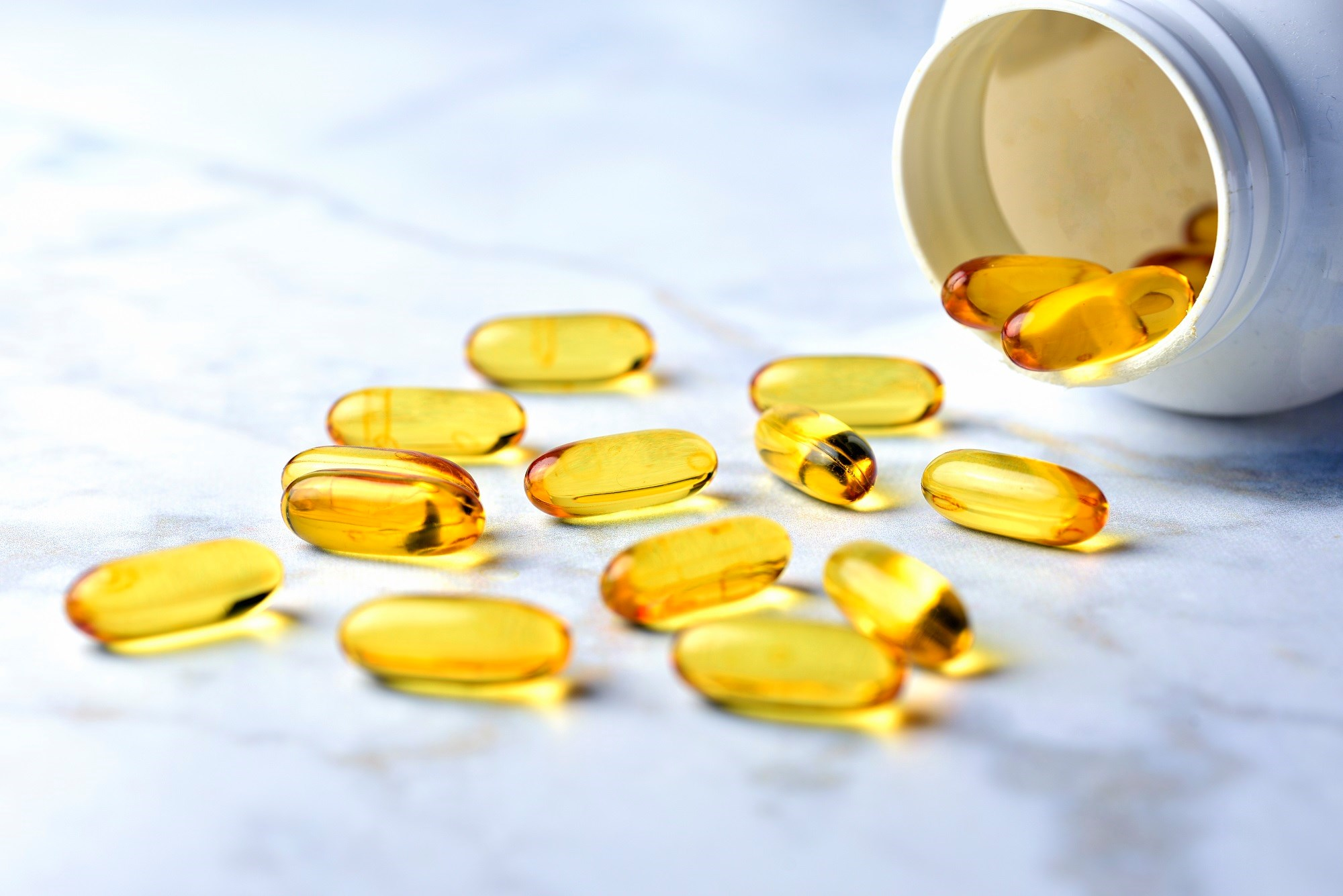 Omega-3 Fatty Acids Reduce Major CV Events in Mild Hypertriglyceridemia