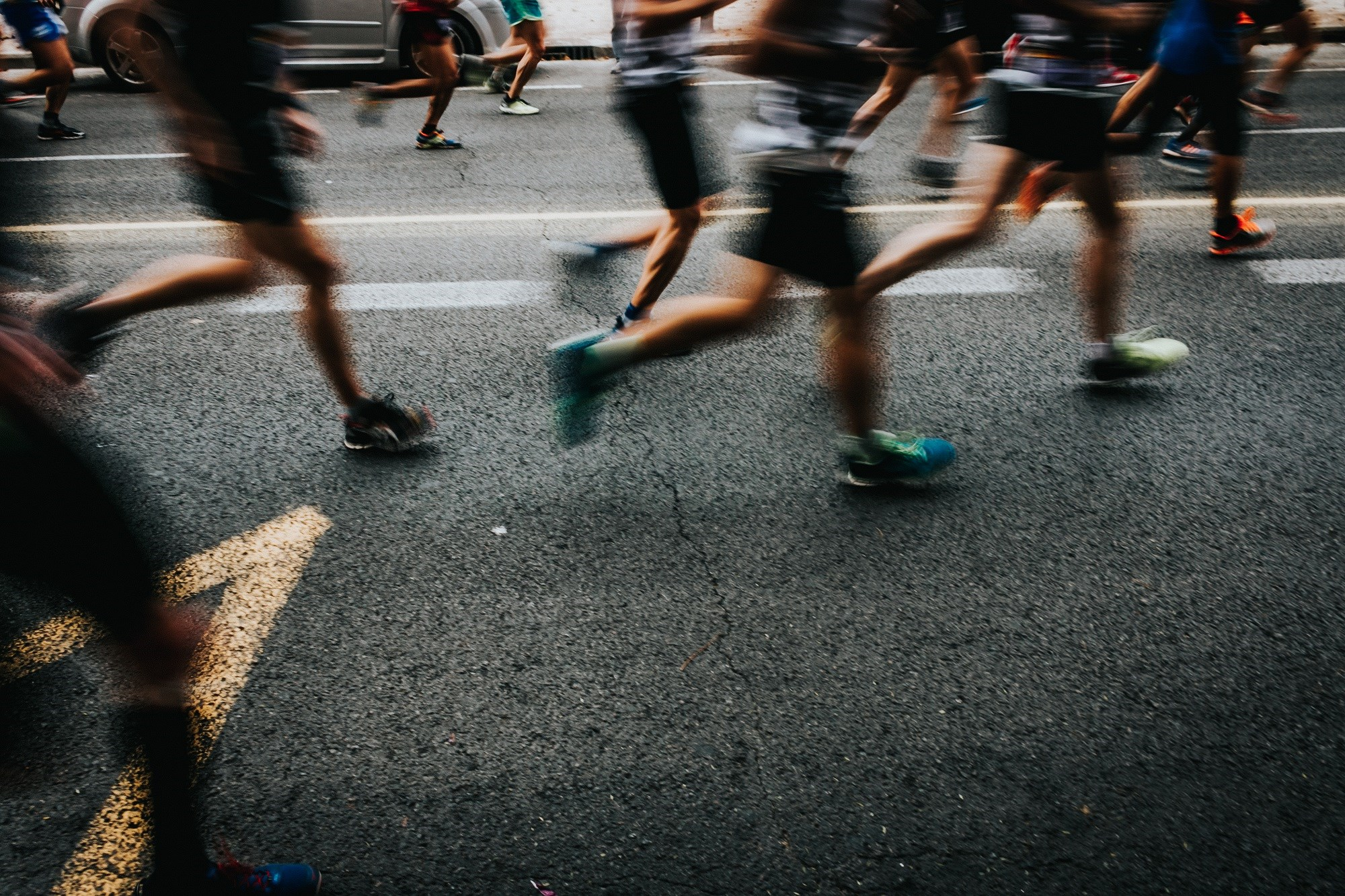 After the races, the serum concentrations of cardiac troponins I and T were significantly higher across running distances.