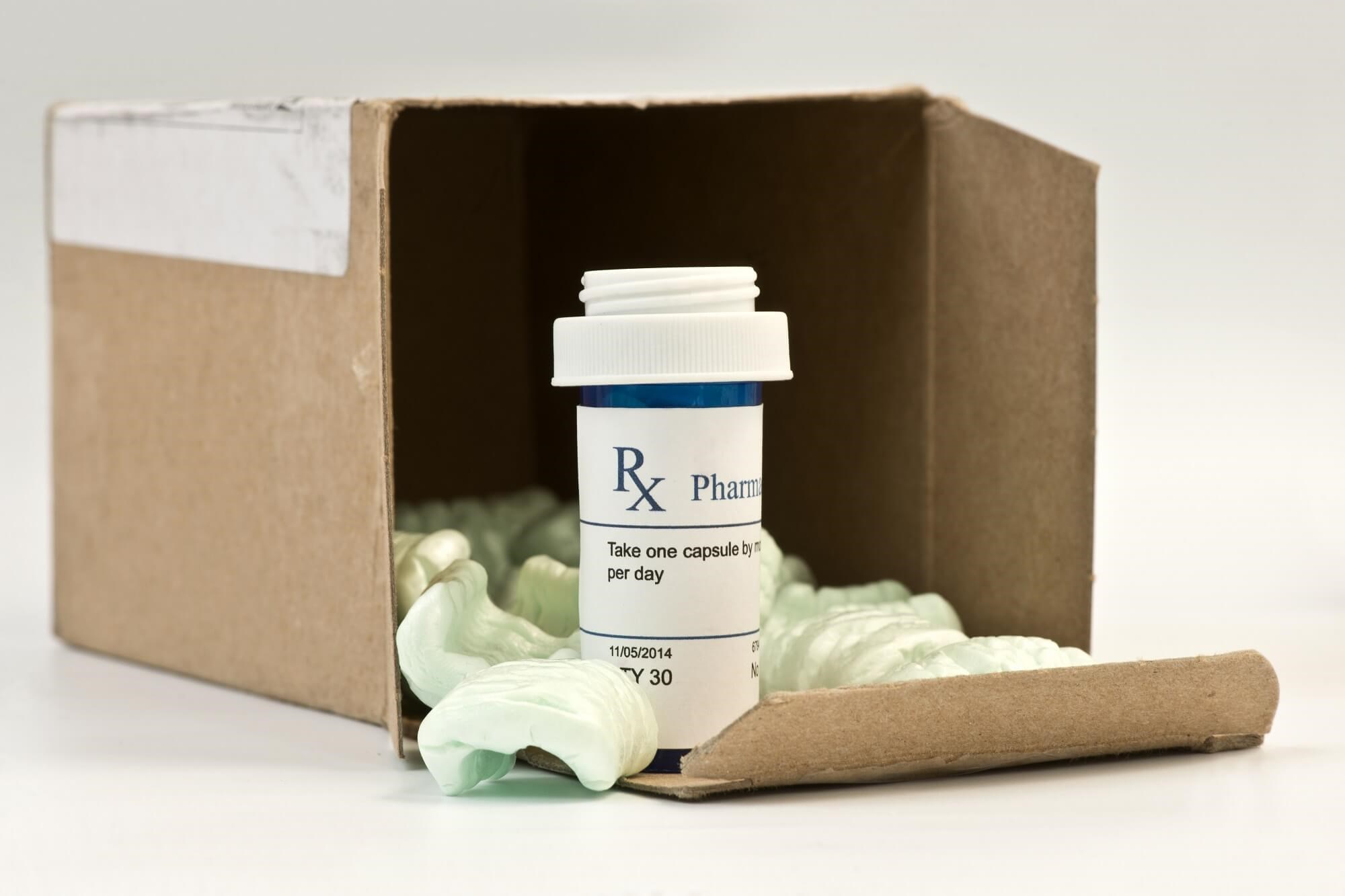 Eligible prescriptions can be delivered to the home as early as next-day for a flat fee of $4.99.