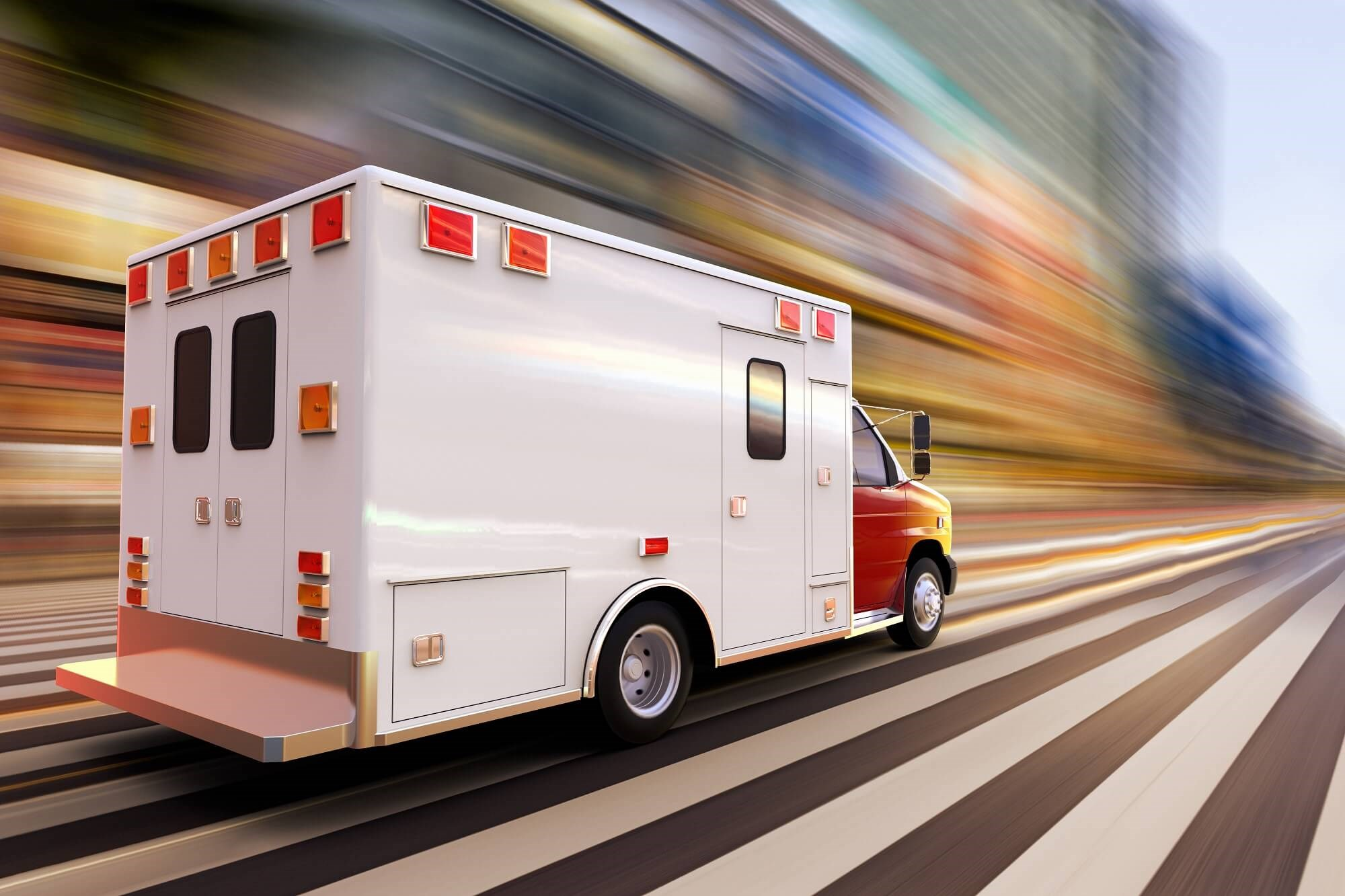 EMS Times Longer for Patients From Poorest Neighborhoods